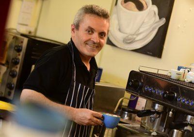 Chester Roman Café