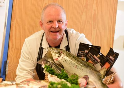 Steve Cartridge Fishmonger