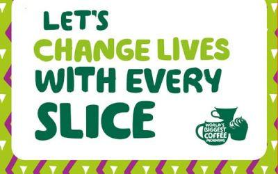 World's Biggest Coffee Morning – Friday 28 September