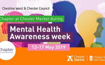 Mental Health Awareness Week, 13 – 17 May 2019